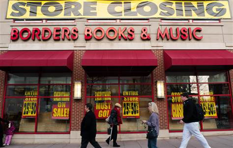 Yau Law Firm » Borders Bookstore: The Importance of